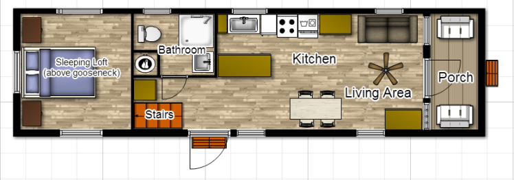 tiny house floorplanner